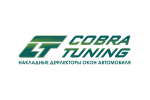 Дефлекторы окон Cobra Tunning на марку Honda