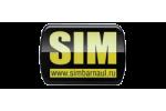 Дефлекторы капота SIM на марку Subaru