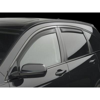 Дефлекторы окон Renault Koleos 2008-/ветровики вставные