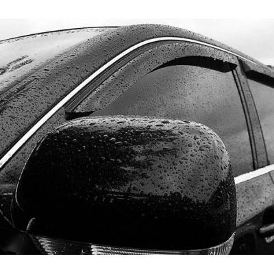 Дефлекторы окон Renault Master III/Opel Movano/Nissan NV400 2010-/ветровики накладные